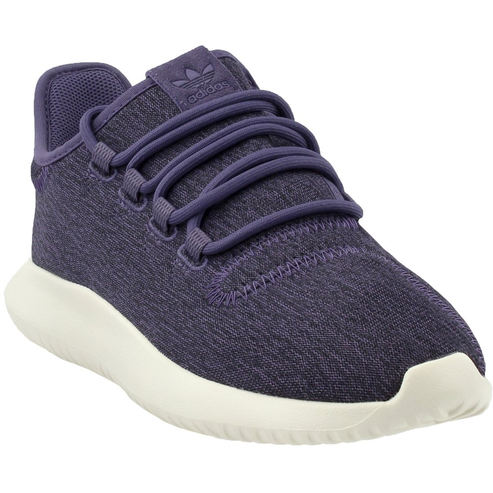 adidas Womens Tubular Shadow J Low Top Lace Up, Trapur/Optic White, Size 6.0