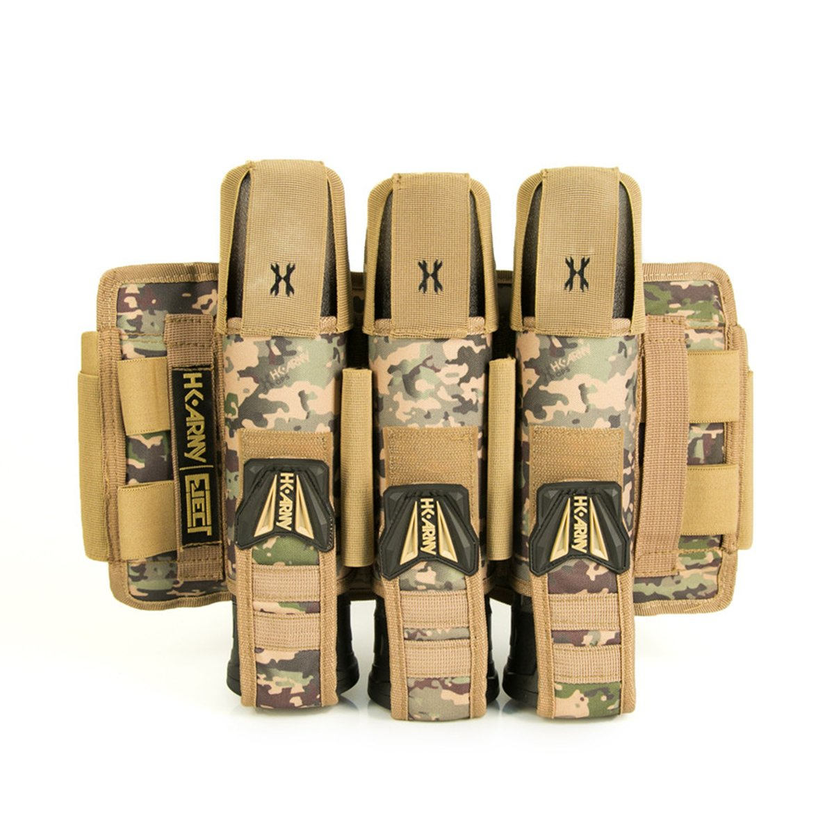 HK Army Eject Harness - HSTL Cam - 3+2 by HK Army