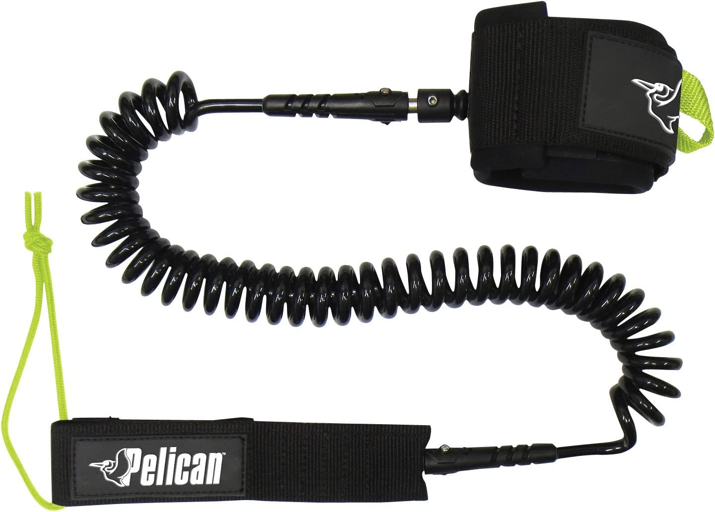 Pelican Boats -SUP Premium Unisex Ankle Leash – PS1543 - Stand up Paddle Board Hook-and-Loop System with Comfortable Neoprene Padding at Ankle