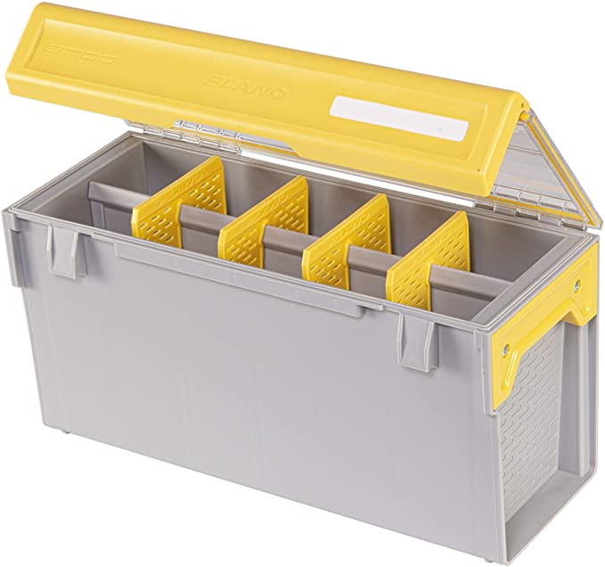 New LADY ANGLER by PLANO Double Sided Fishing Tackle Box Organizer Storage Box
