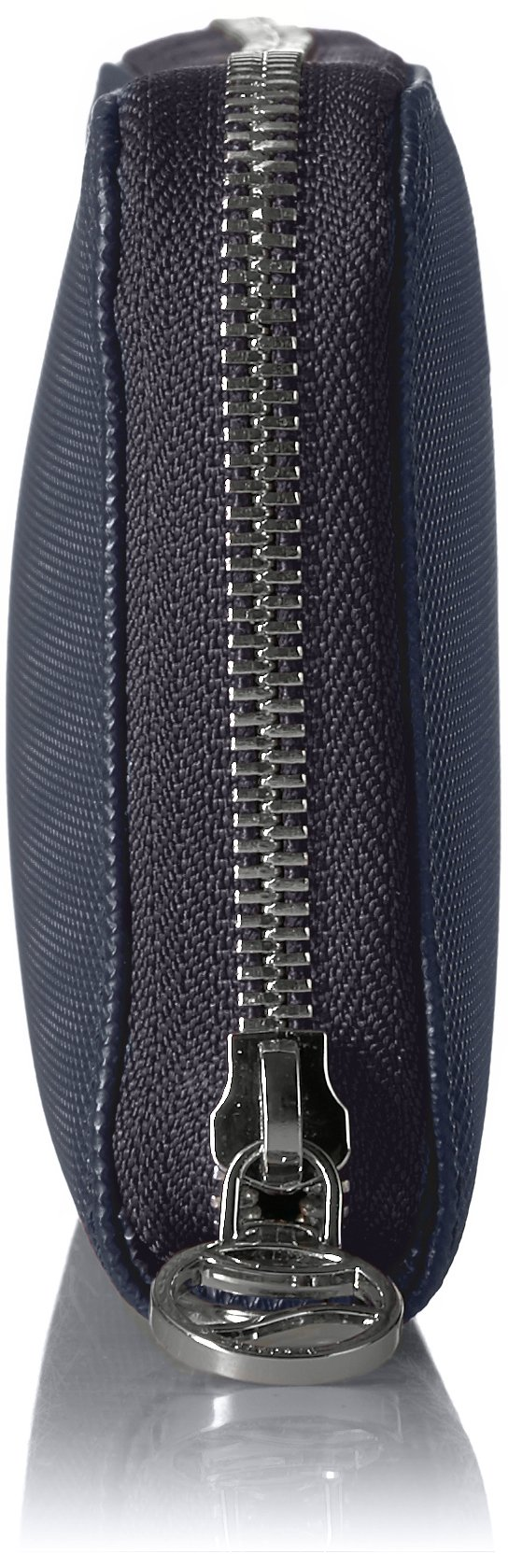 XLARGE WRISLET ZIP WALLET, NF2498DC Wallet, PEACOAT, One Size by Lacoste (Image #3)