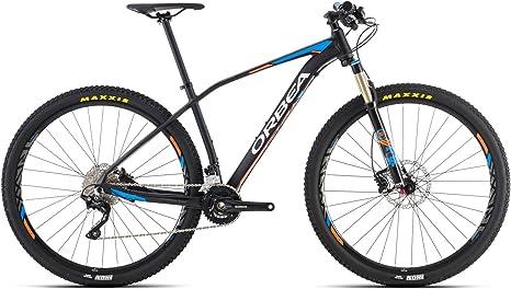 ORBEA - Bicicleta de montaña Alma h30 29: Amazon.es: Deportes y ...