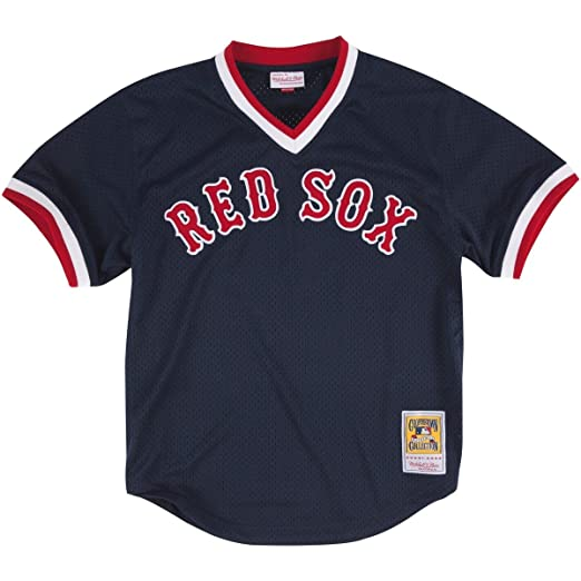 : Ted Williams Boston Red Sox Mitchell & Ness