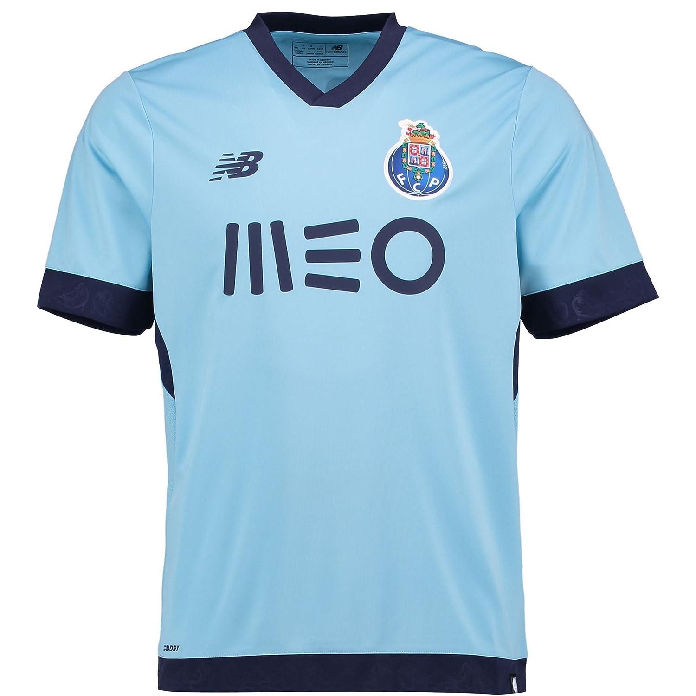 Amazon.com   New Balance 2017-2018 FC Porto Third Football Soccer T-Shirt  Jersey   Sports   Outdoors 9149c3ee8e9b5