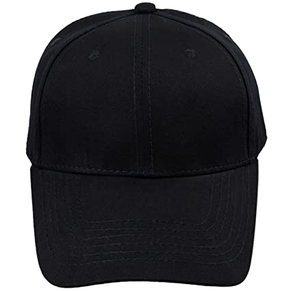Amazon.com   Sportmusies Cotton Baseball Cap Hat cc8ef11d83bd