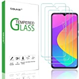 (3 Pack) Beukei for Xiaomi Mi A3 Screen Protector Tempered Glass, Glass with 9H Hardness, with Lifetime Replacement Warranty