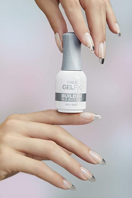 Orly Gel FX - Esmalte de uñas UV - Builder In A Bottle, 18 ml ...