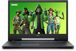 "Dell G7 17 Gaming Laptop (Windows 10 Home, 9th Gen Intel Core i7-9750H, NVIDIA GTX 1660 Ti 6G, 17.3"" FHD LCD Screen, 512GB SSD, 16 GB RAM) G7790-7662GRY-PUS"