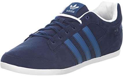 new style 44f5d bd373 Adidas Plimcana 2.0 Low chaussures 3,5 navy blue white