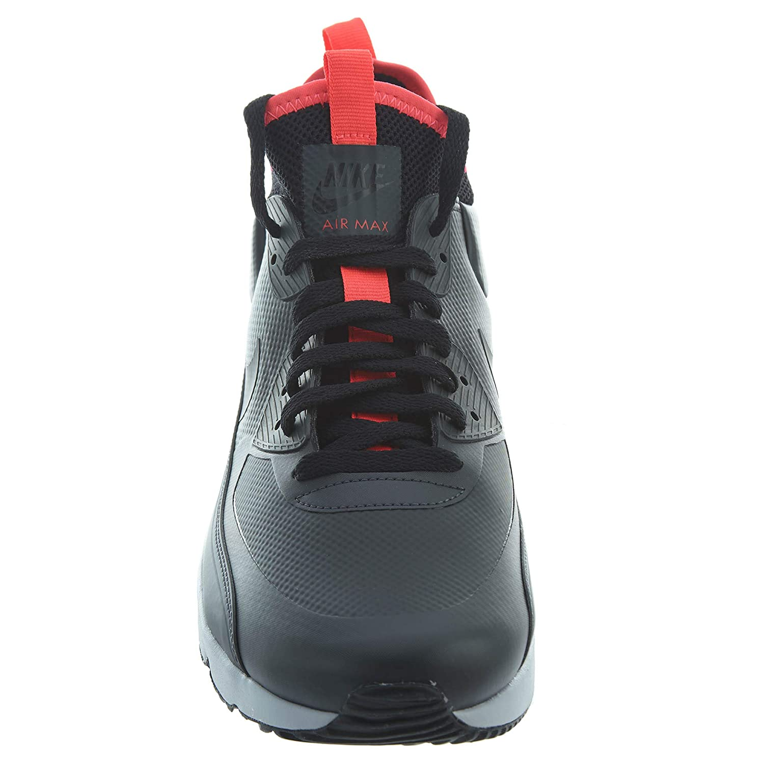 buy online 90869 484fd Amazon.com   Nike Mens Air Max 90 Ultra Mid Winter Sneakerboot   Fashion  Sneakers