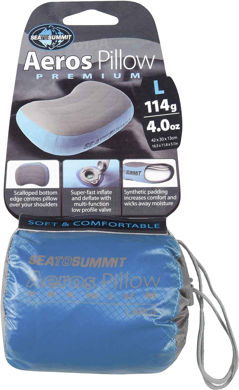 Sea to Summit Aeros Premium Taie doreiller
