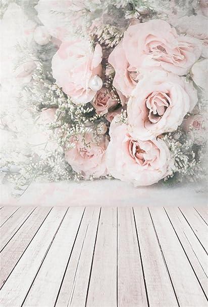 Amazon Com Aofoto 5x7ft Romantic Rose Photography Studio