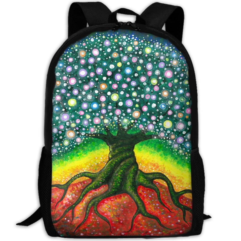 Most Durable Lightweight Classic Backpack One Size - Tree Of Life Fine Art Print