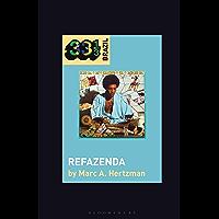 Gilberto Gil's Refazenda (33 1/3 Brazil) book cover