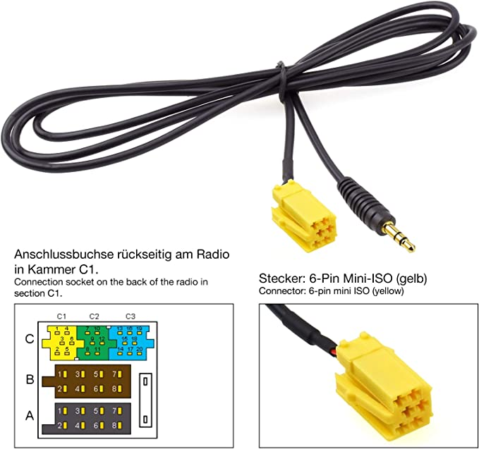 Maxxcount Aux Adapter 3 5 Mm Jack Wireless System Elektronik