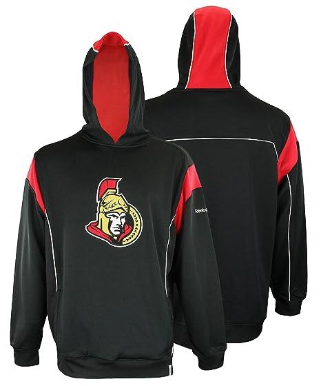 new arrival 72da8 24dec Fan Shop Clothing Mens Ottawa Senators NHL Reebok Hooded Tee ...