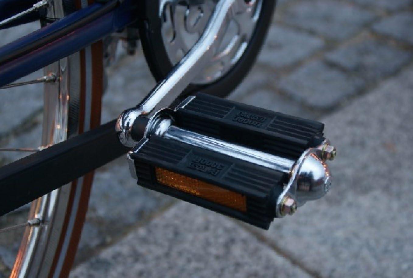 One Pair Noir Mks 3000R Road P/édales Mixte