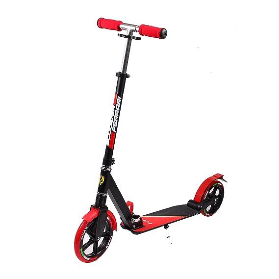 Ferrari 2 Wheels 200mm Scooter
