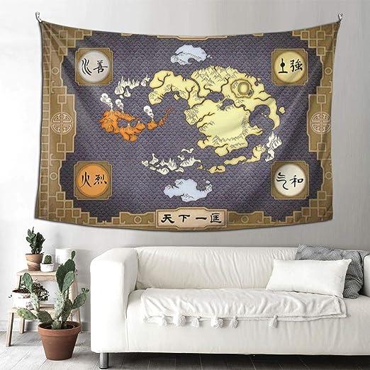 Avatar Wall Tapestry Avatar Map Wall Tapestry