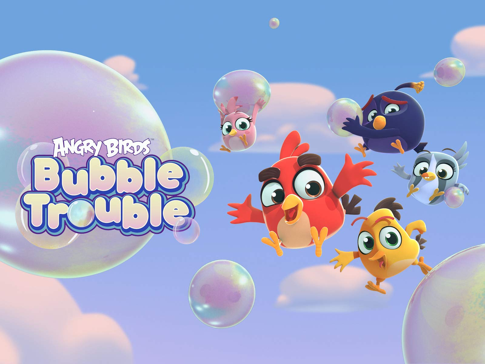 Clip: Angry Birds Bubble Trouble - Season 1