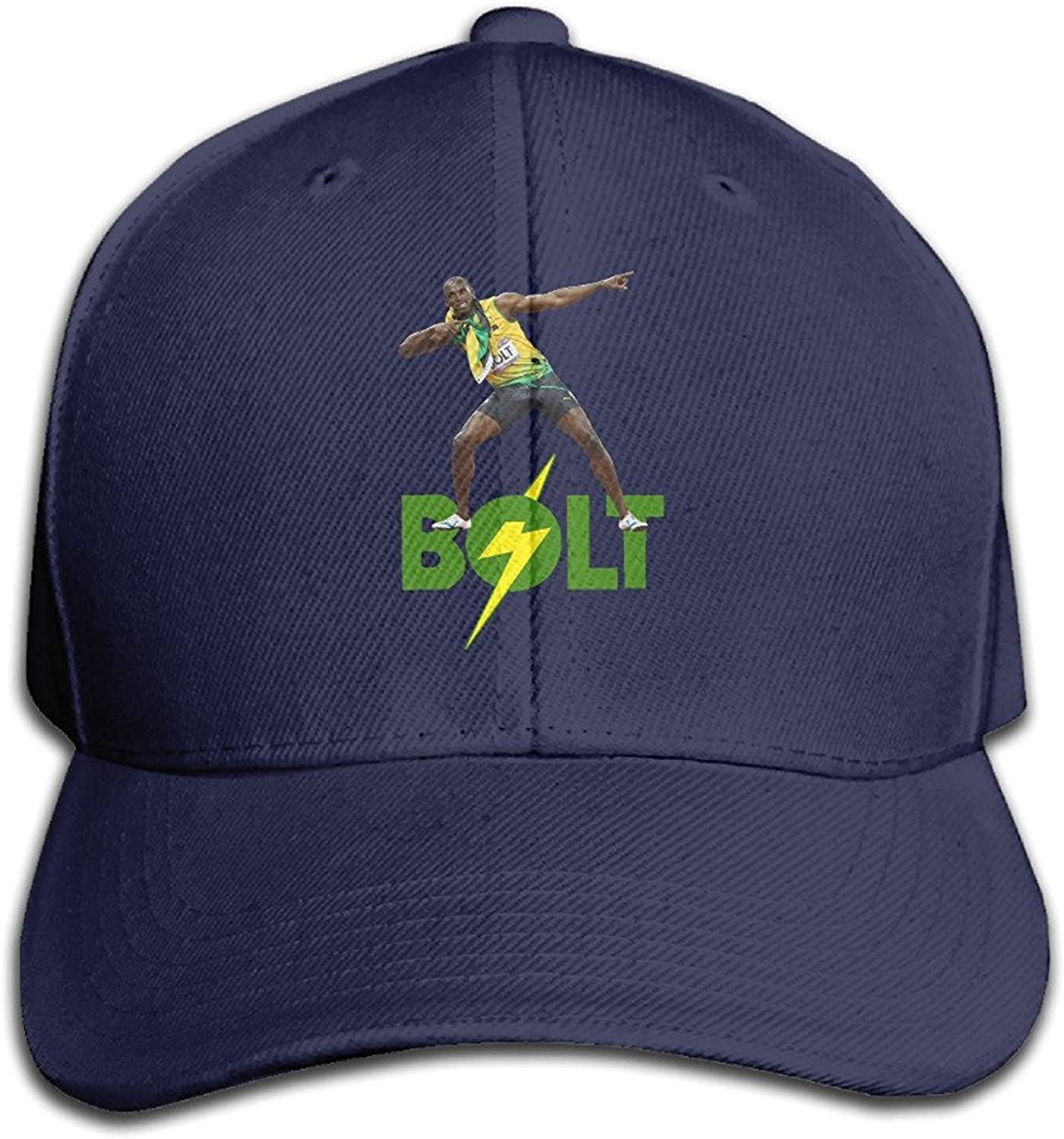 Usain Bolt Baseball Hat