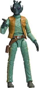 """Star Wars The Black Series 6"""" Action Figure Wave 2 Greedo 07"""