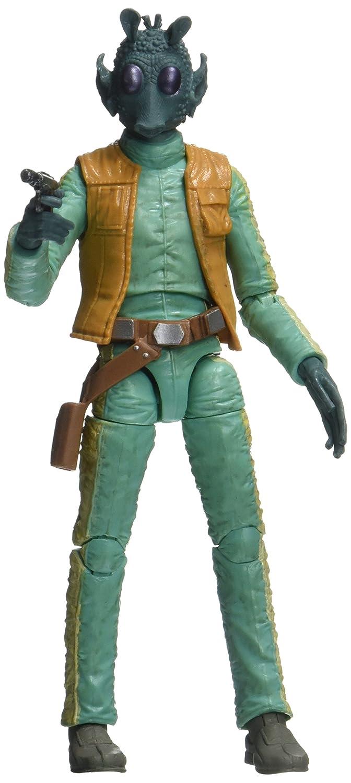 "GREEDO Bounty Hunter Star Wars Saga The Black Series #07 07 Authentique 6/"""