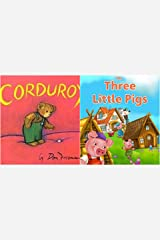 Corduroy and The Three Little Pigs Kindle Edition