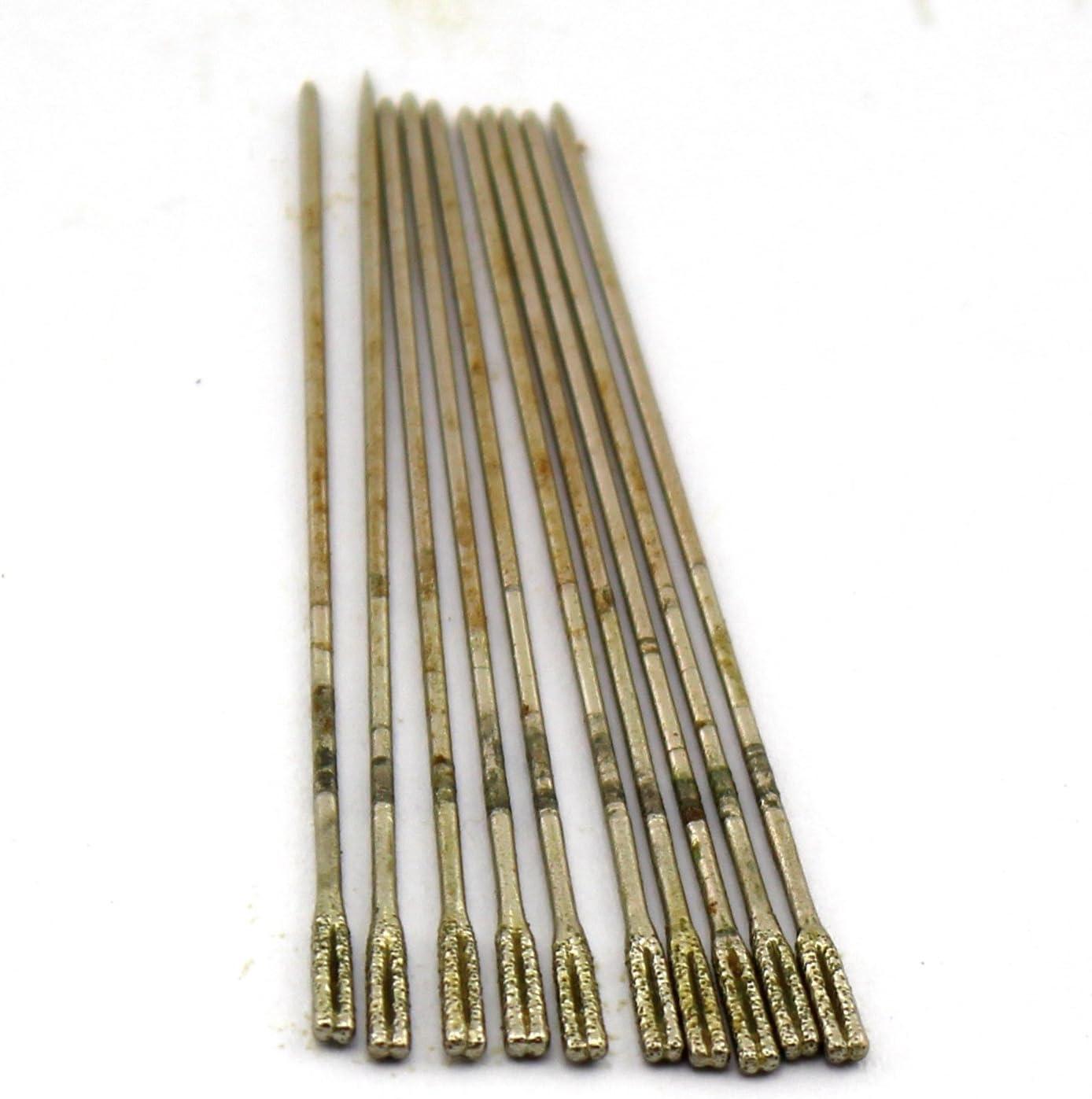 Oxide Finish.8125 Flute Length RedLine Tools RD41836 Mechanics Length Drill Bit 1.8125 OAL #36 Pack of 12 .1065