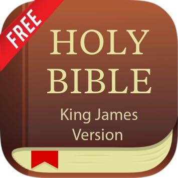 Easy to Use KJV Bible app