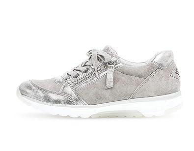 detailed pictures 19036 1d7c0 Gabor Sneaker Low 26.973.40 grau: Amazon.de: Schuhe ...