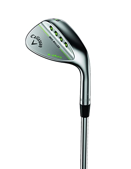 Callaway Mens Mack Daddy 3 Chrome W Grind Wedge Right Hand S300