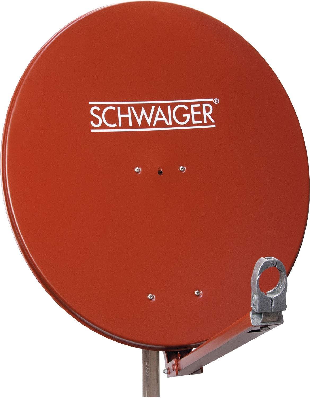 Schwaiger SPI710.2 - Antena parabólica offset (aluminio, 75 ...