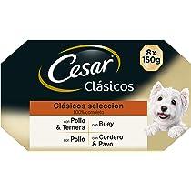 Multipack de 8 tarrinas para perro de 150g selección de clásicos en paté (Pack de 3): Amazon.es: Productos para mascotas