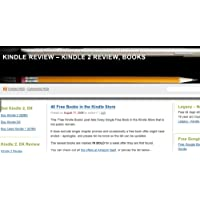 Kindle Review, Kindle Books - iReaderReview