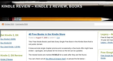Amazon com: Kindle Review, Kindle Books - iReaderReview