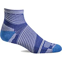 Sockwell Women's Pacer Quarter with Firm Run Support