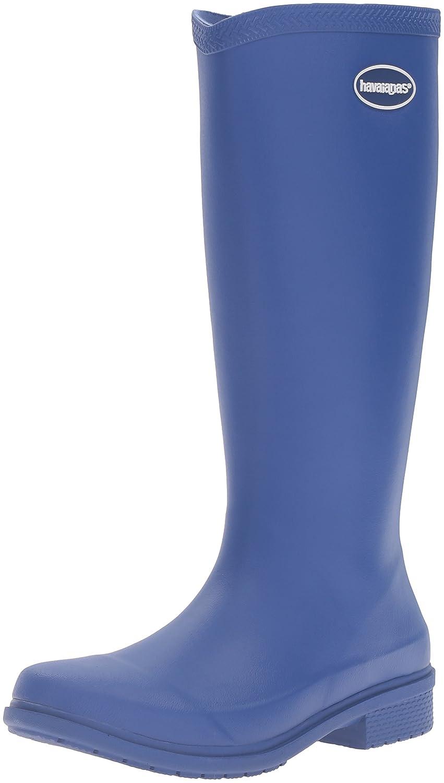 Havaianas Women's Galochas Hi Matte Rainboot Rain Boot B01H6RGVJ8 37 BR/7 M US|Marine Blue
