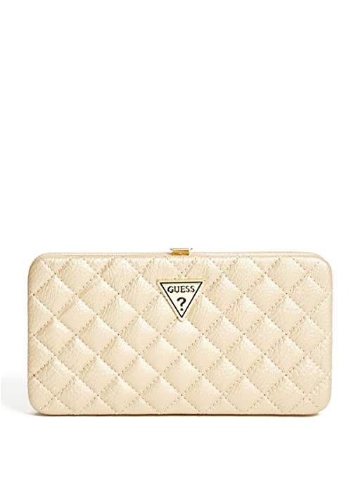 Guess - Monedero Dorado Dorado 180mm x 95mm: Amazon.es: Equipaje