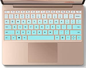 CaseBuy Keyboard Cover for Microsoft Surface Laptop Go 12.4