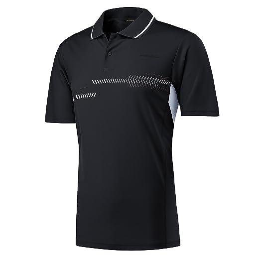 2 opinioni per Head Club- Polo in tessuto tecnico, da uomo