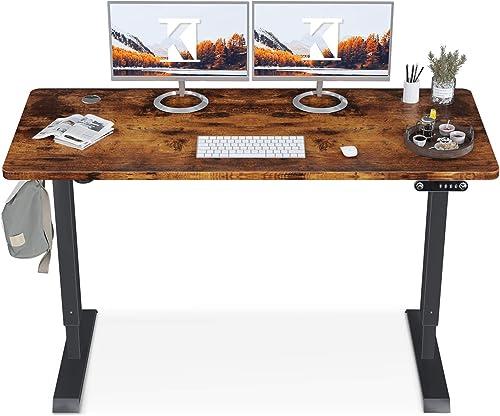 KKL Height Adjustable Electric Standing Desk Review