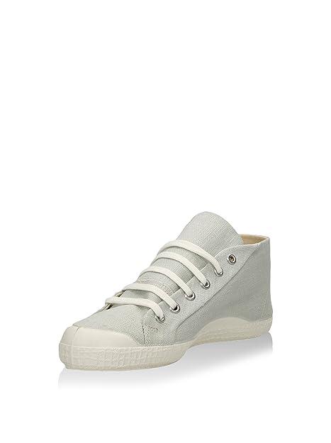 Kawasaki Zapatillas Abotinadas High Gris Claro EU 35: Amazon.es: Zapatos y complementos