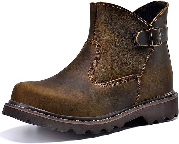 Classique Mixte Boots Adulte Z Cuir bottes Homme suo Femme qSjzpGLVUM