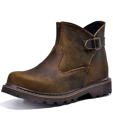 bottes Femme Z Classique Homme Cuir Boots Mixte Adulte suo bfv7Yg6y