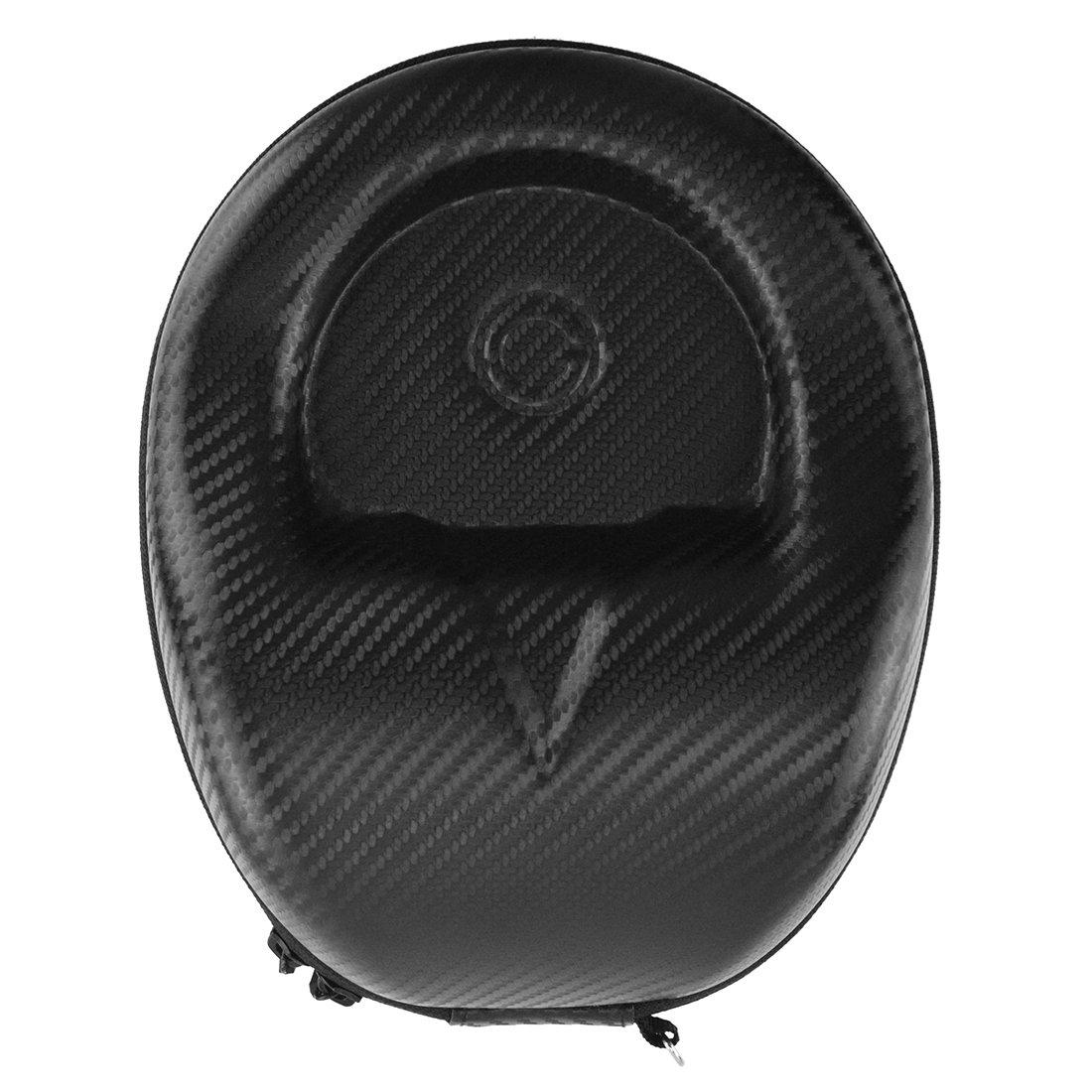 Geekria ejb63 Ultrashell auriculares funda/carcasa rígida funda de transporte/Auriculares bolsa de viaje protectora para auriculares Sennheiser HD598 CS, ...