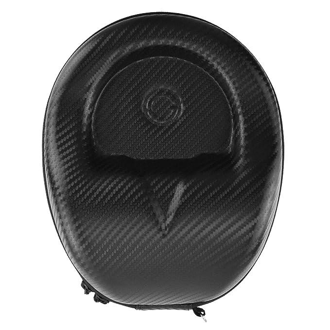 f20cb336b04 Geekria EJB63 UltraShell Headphones Case/Hard Shell Headphone Carrying Case/ Headset Protective Travel Bag
