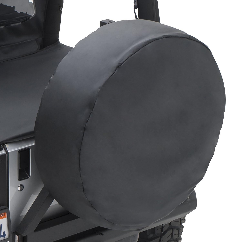 SPARE TIRE CVR DEN BLK 773515 S//B773515