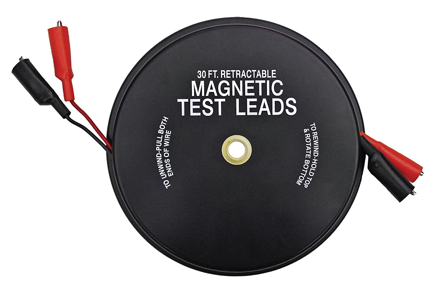 Amazon.com: A and E Hand Tools 1138 Magnetic Retractable Test Lead ...