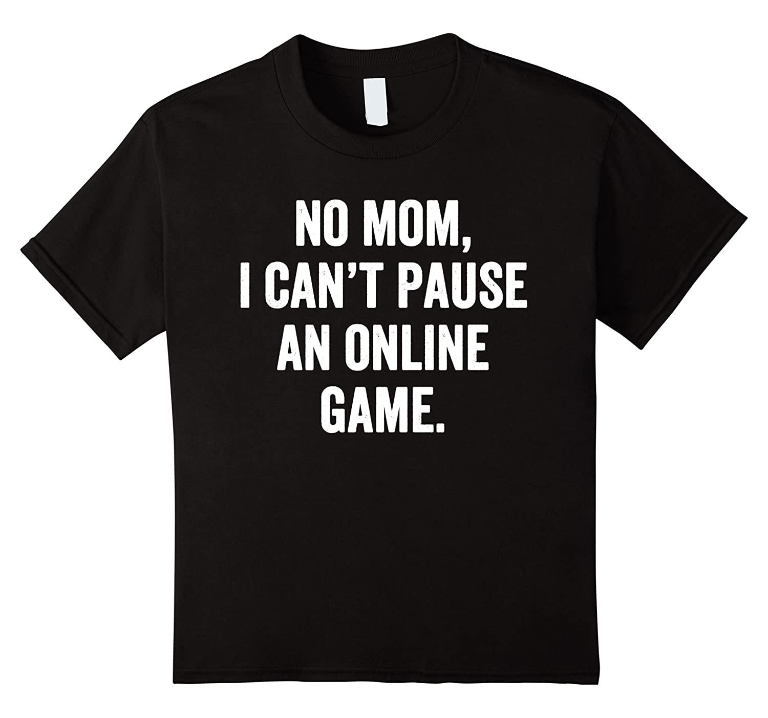 Pause Online Funny T Shirt Large-Tovacu